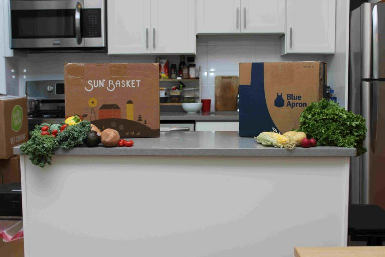 Sun Basket Compared to Blue Apron