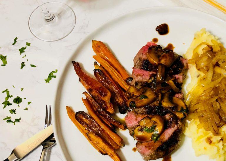 New York Steak by Hello Fresh