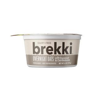 Brekki Overnight Oats – Coconut Cardamom