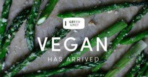 Green Chef Vegan Plan