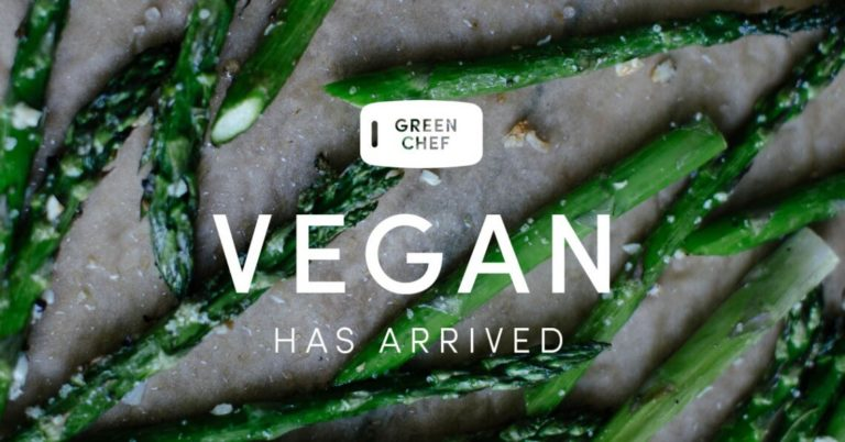 Green Chef Vegan Plan