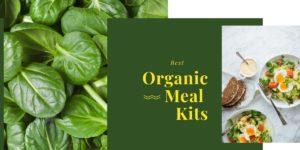 Organic Meal kits