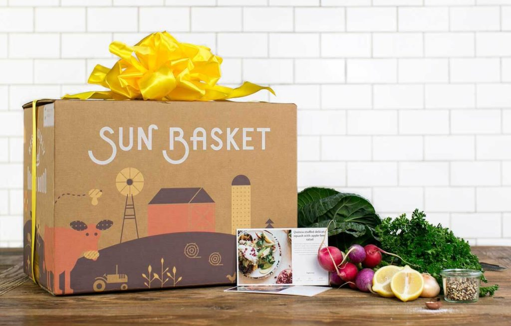 sun basket meal