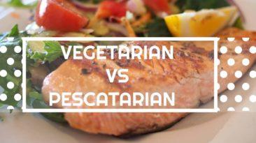 Vegetarian vs Pescatarian