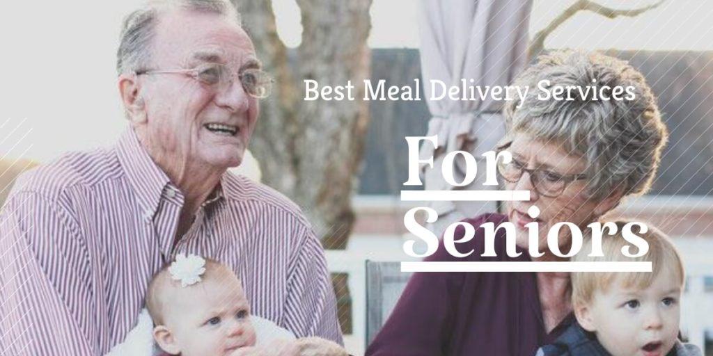 Meal kits for seniors