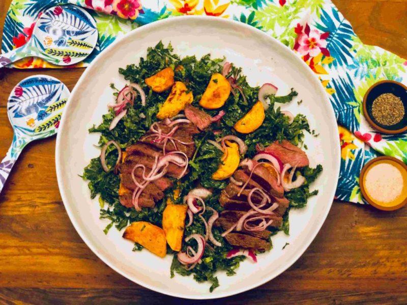 Sun Basket Vs. Terra Kitchen: Paleo Salad Showdown