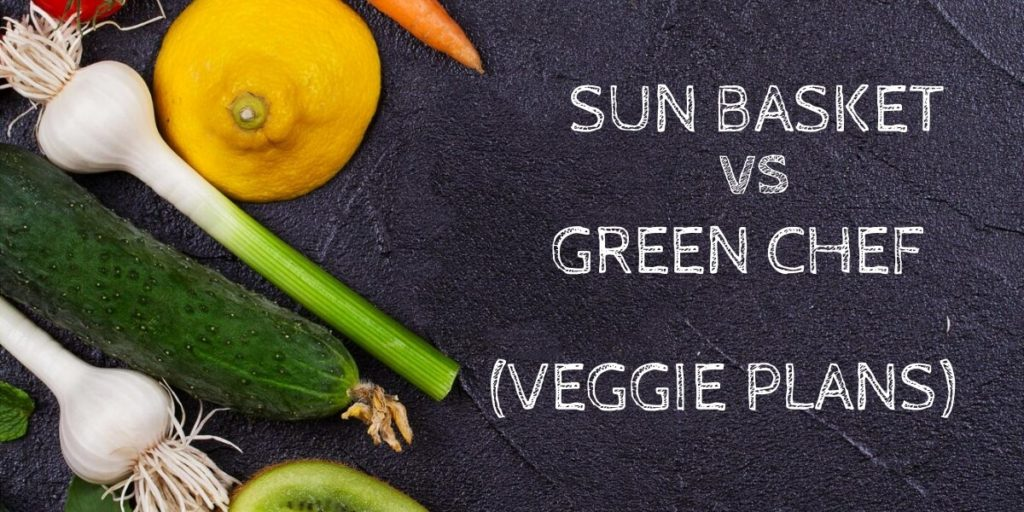 Sun Basket Vegetarian vs Green Chef Vegetarian (1)