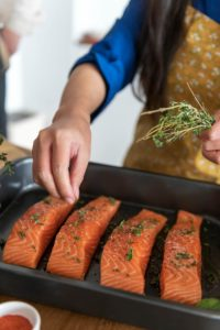 pescatarian meal kits