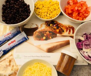 Home Chef Vegetarian Menu Review