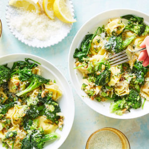 Broccoli & Cheese Tortelloni