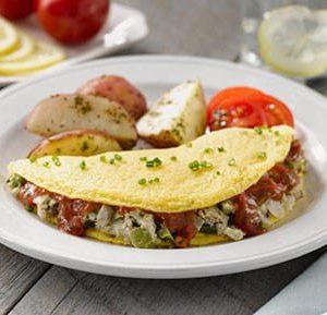 Italian Style Omelet