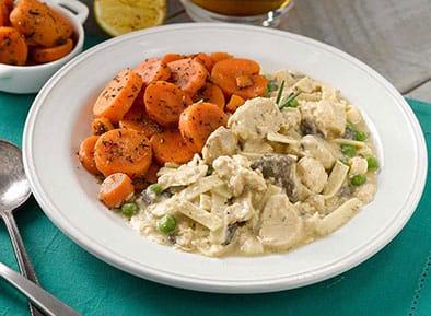 Albacore Tuna Noodle Casserole