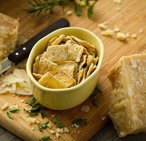Parmesan Italiano Chips
