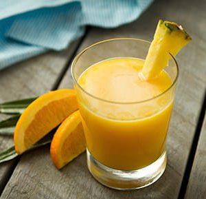 Pine-Orange Punch
