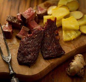 Dried Teriyaki Beef Strip