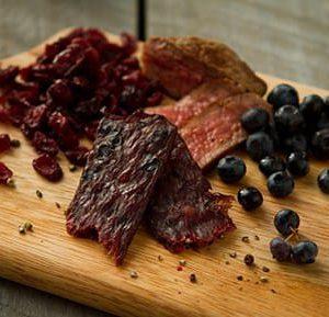 Dried Sirloin Beef Strip