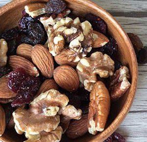 Raw Mixed Nuts