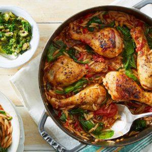 Stewed Chicken Drumsticks
