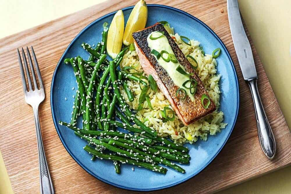 Hello Fresh Best Salmon and Seafood Meals