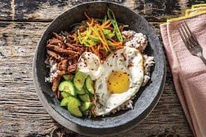 Korean Beef Bibimbap Hello Fresh