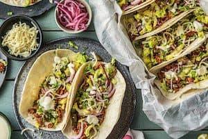 Pork Carnitas Tacos Hello Fresh