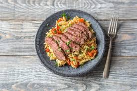 Seared Sirloin Steak hello fresh