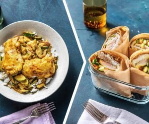 Hello Fresh Dinner to Lunch Meal Review