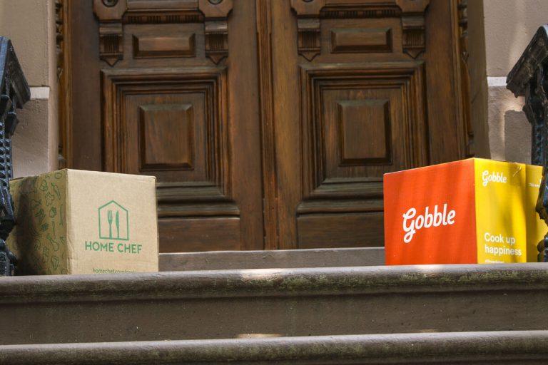 Gobble vs Home Chef