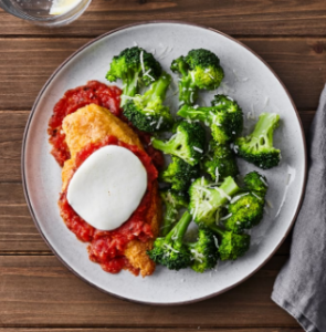 chicken parm by Freshly