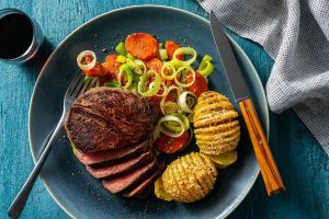 Beat Meal Kits for a High Protein Diet