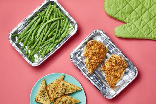 Hello Fresh Oven Ready Meals Review